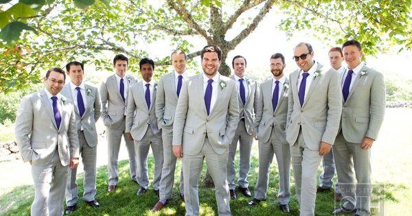 Martha's Vineyard Wedding by Christian Oth Studio | Blue ties ...