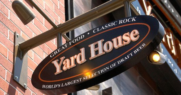 Visit yard house great food classic rock and the world for Classic sliders yard house