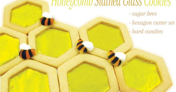 Tags, Bees and Honeycombs on Pinterest