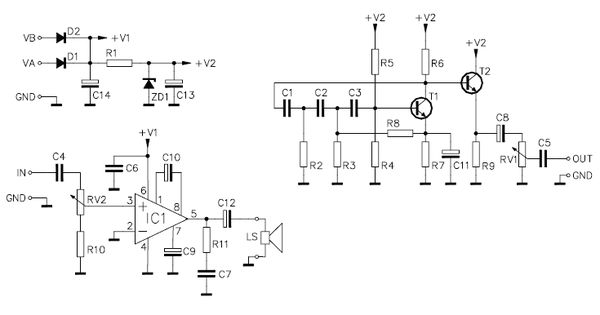 Figure 1164 Signal Tracer And Injector Electronics Circuit Tracer Electronics