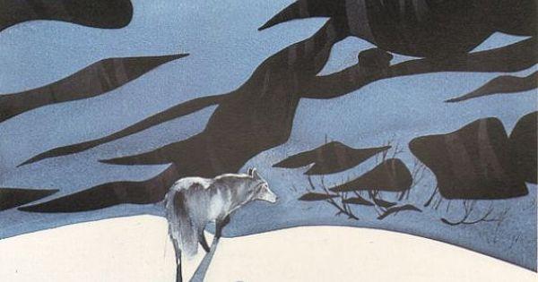 Winterwolf Bev Doolittle Vintage Art Prints Native