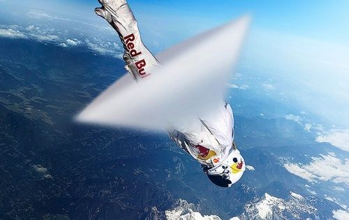 Oct 26, 2012 Red Bull Stratos Sonic Boom Heard from Earth After
