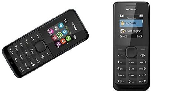 Black Friday Brand New Nokia 105 Unlocked Dust Free Mobile Phone Cheap Basic Sim Free Black Deals Week 3399 Free Mobile Phone Phone Free Deals