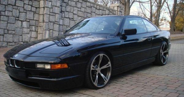 1994 BMW 850csi V12 engine w/ german engineering... how
