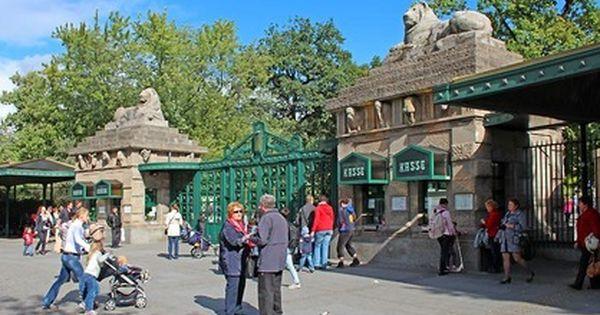 Fruhling In Tiergarten Tierpark Berlin The Zoo Garten Berlin