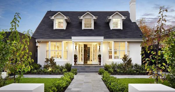 Cape cod style home for Cape style home renovations