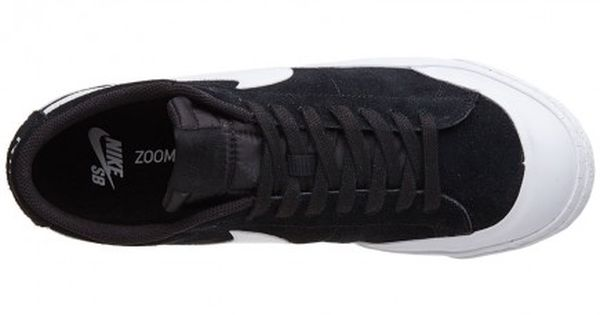 Nike Sb Blazer Low Xt Shoes Black White Gum Nike Sb Black Shoes Nike