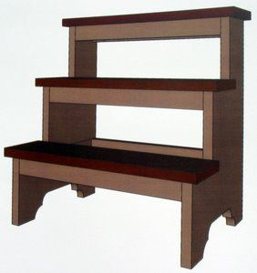 Get Access To 16 000 Woodworking Plans In 2020 Wooden Step Stool Kitchen Step Stool Wood Step Stool
