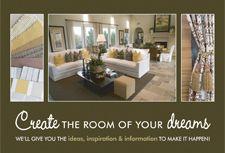 Interior Designer Postcard Newport Ca Postcard Layout Custom