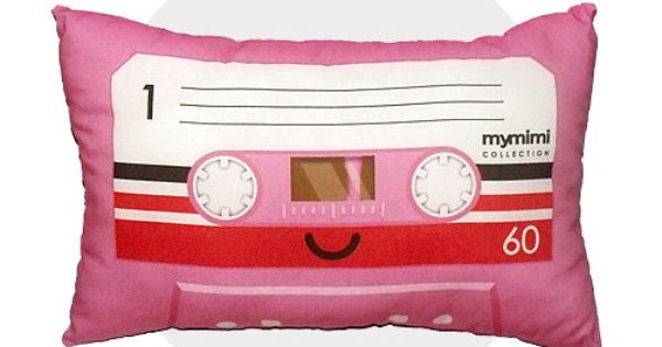 Retro bed pillow :)
