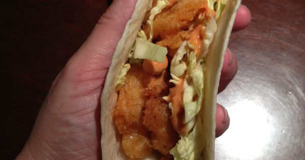Fish Tacos - http://eclecticrecipes.com/fish-tacos-with-yum-yum-sauce ...