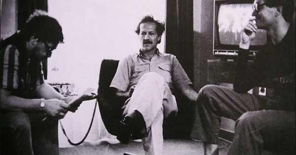 Rainer Werner Fassbinder Werner Herzog And Wim Wenders With