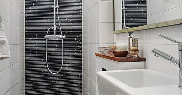 Maximize The Space In A Small Bathroom With A Wet Room Shower Which Uses A Special Shower Base