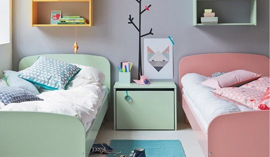 Muebles infantiles dise o n rdico flexa play mamidecora for Flexa muebles infantiles