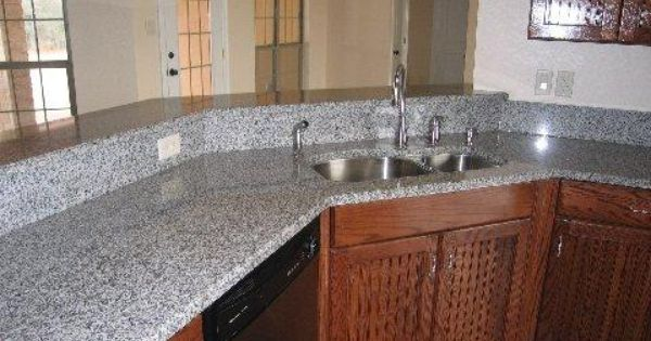 Luna Pearl Granite House Paint Counters And