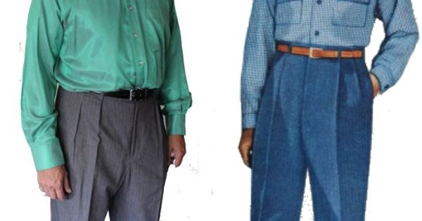 How To Dress Retro Vintage Casual For Men