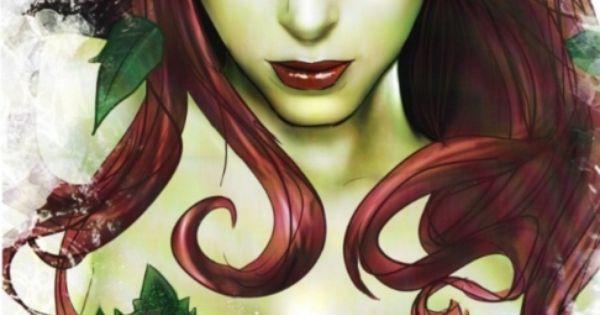 Poison Ivy Nadya Sonkia by JonHughes on @DeviantArt