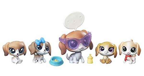 Littlest Pet Shop Beagle Family Littlest Pet Shop Https Www Amazon Com Dp B016bp4teu Ref Cm Sw R Pi Dp X Axwmybhh4 Lps Littlest Pet Shop Little Pets Lps Pets