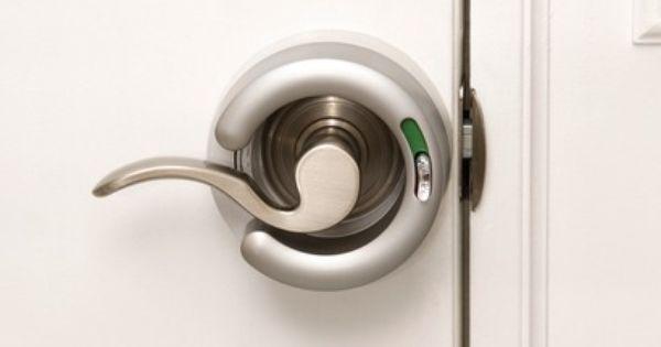 Prograde Lever Handle Lock Child Proofing Doors Door Handles Baby Proofing Doors