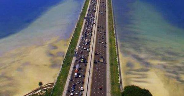 The most beautiful scenic drives ever. The Florida Keys