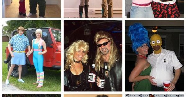 Halloween Costume ideas for couples!!