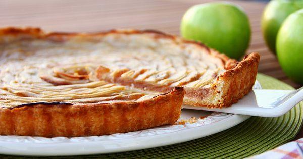 Classic French Apple Tart | Recipes | Pinterest
