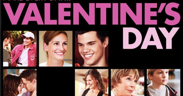 valentine day movie soundtrack