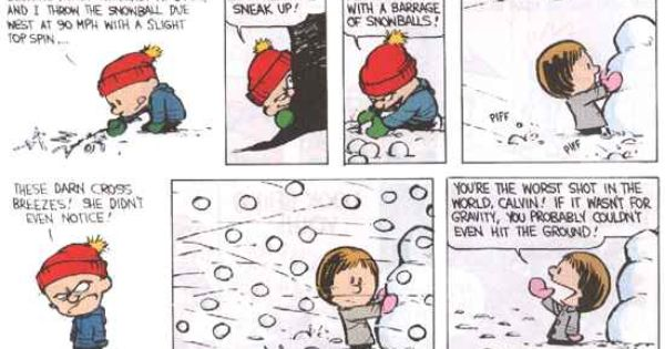 one of my favorite calvin and hobbes moments funny stuff