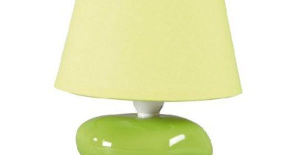 Luminaire Pas Cher Gifi Lampe Verte Lampe Galet Lampe