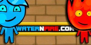 Online Games With New Adventures Of Fire Boy And Water Girl Visit Mysterious Forest Temple And Crystal Ice A Fireboy And Watergirl Girl In Water Fire And Ice