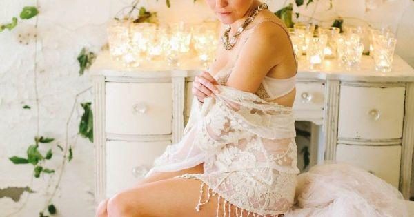 blog vine wedding glamour