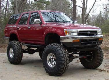 93 4runner 5 3 Lifted Ls1tech 4runner Toyota 4runner Toyota Trucks