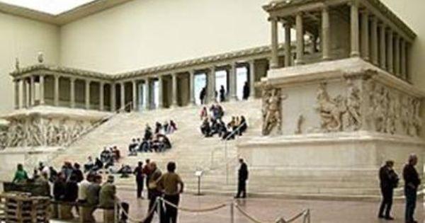 Fast Forward Satan S Seat Today Pergamon Museum Pergamon Ancient Greek City