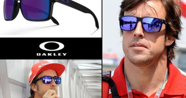 Oakley Alonso 2015
