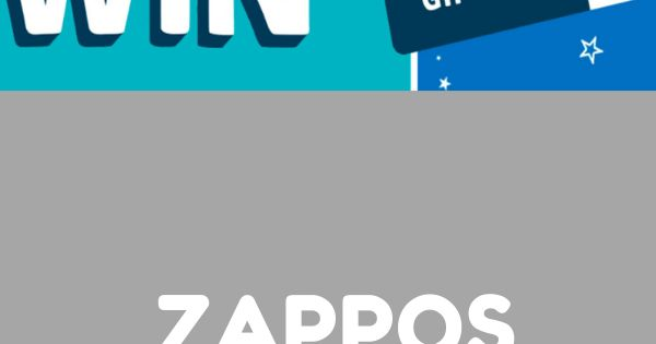 Take Free 400 Zappos Gift Card Giveaway Right Now Gift Card Gift Card Giveaway Cards