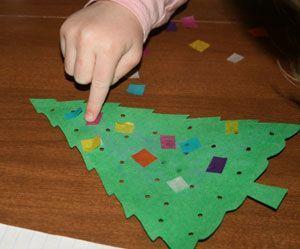 Light Up Christmas Tree Craft Christmas Crafts For Kids Christmas Tree Crafts Preschool Christmas