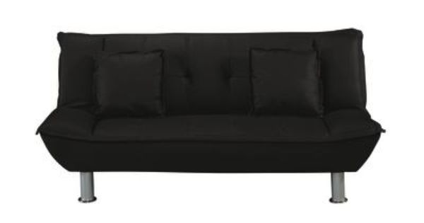 Badcock Kool Black Futon For The Chill Space
