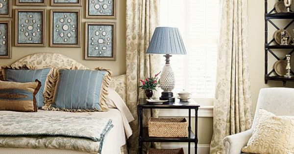 Headboards Blue Bedrooms And Upholstered Headboards On Pinterest