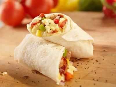 Classic Mcdonald S Breakfast Burrito Recipe Healthy Breakfast Burrito Overnight Breakfast Recipes Mcdonalds Breakfast