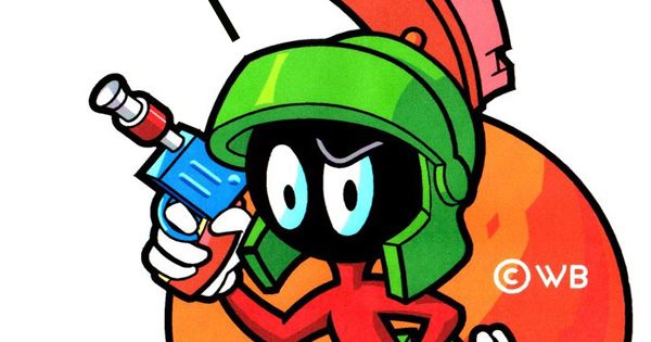 Marvin The Martian Quotes 6