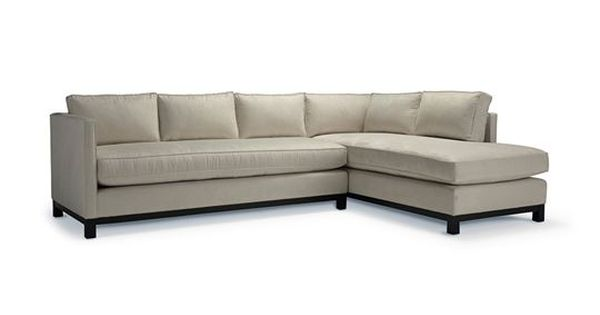 Clifton Sectional Mitchell Gold Sectional Family Room Redesign