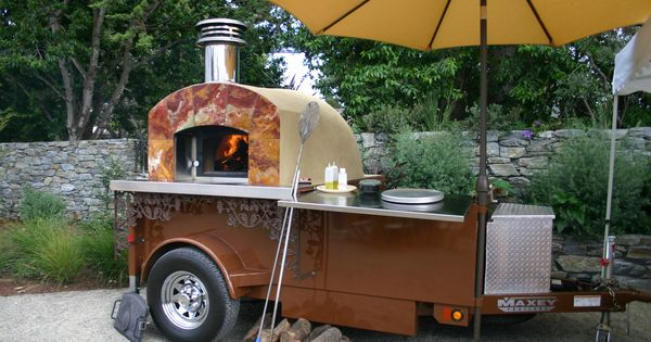 Soleil Wood Fired Pizza Mobile Wood Fired Pizza Out Of Brentwood Ca Furniture Goods Design