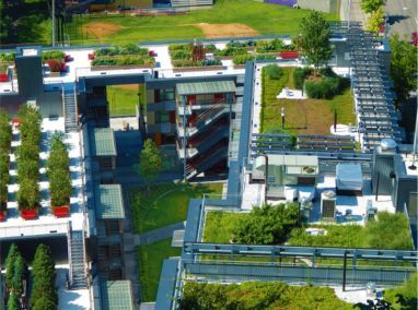Via Verde The Green Way Greenroofs Com Green Roof Green Roof Technology Building Maintenance