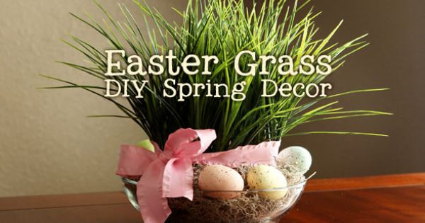 pinterest easter centerpieces | pinterest easter decorations