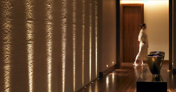 The Spa At Gleneagles Lighting By Lighting Design