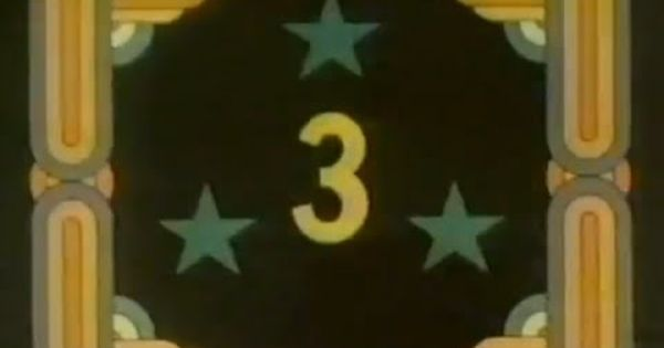 Sesame Street Pinball Number Count 3 Circus Capers