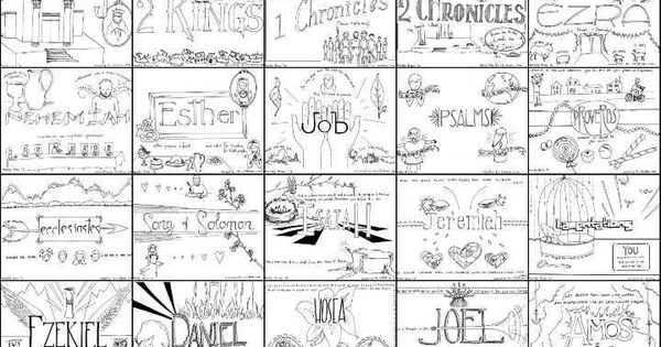 FREE Books of the Bible Coloring Pages from Ministry to ...