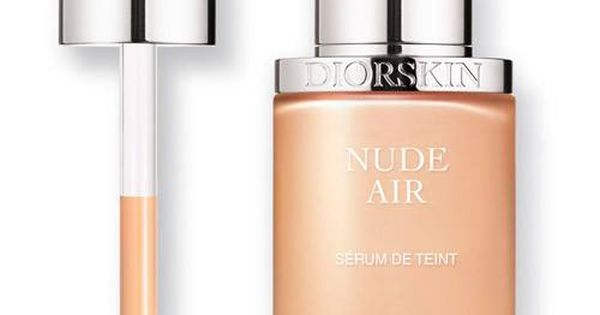 dior diorskin nude air collection for spring 2015 diorskin nude air serum de teint new. Black Bedroom Furniture Sets. Home Design Ideas