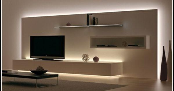 indirekte beleuchtung wohnzimmer ideen wohnzimmer pinterest indirekte beleuchtung. Black Bedroom Furniture Sets. Home Design Ideas