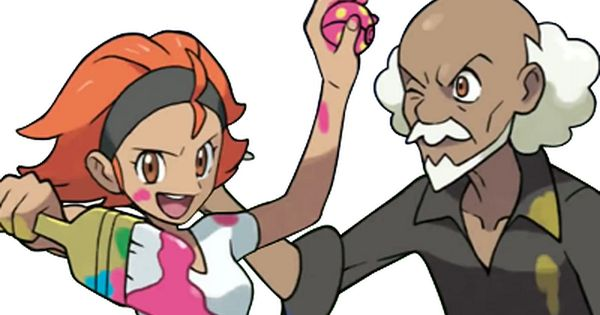 Pokemon XY Artists | Pokemon Character Design | Pinterest ...